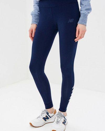Синие брюки New Balance