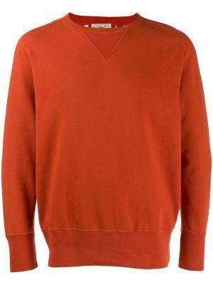 Оранжевая кофта винтажная Levi's Vintage Clothing