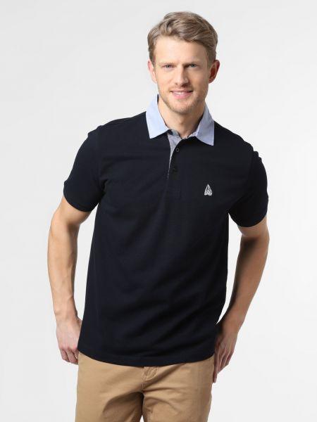 Klasyczny niebieski t-shirt Andrew James Sailing