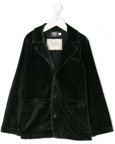 Пиджак классический черный Tocotò Vintage