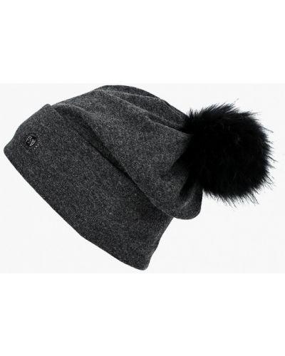Серая шапка осенняя Avanta