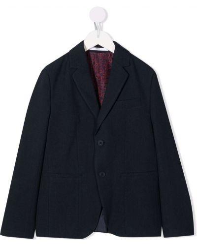 Klasyczny garnitur - niebieski Boss Kidswear