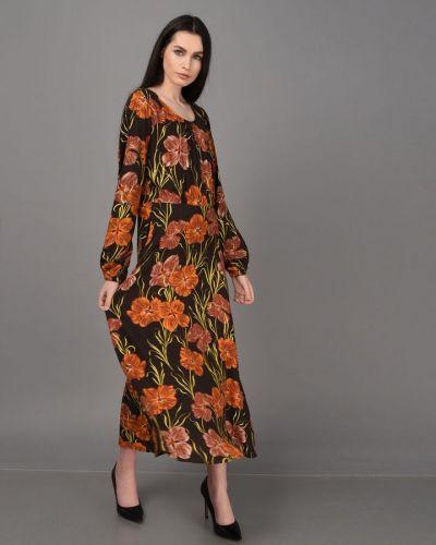 Коричневое платье Numph