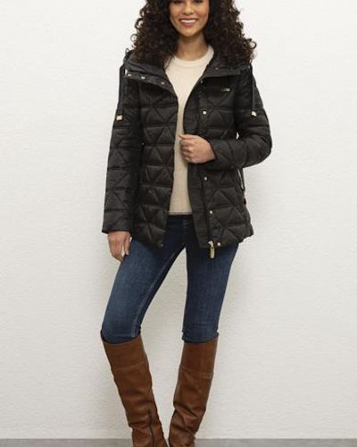 Куртка - черная U.s. Polo Assn.