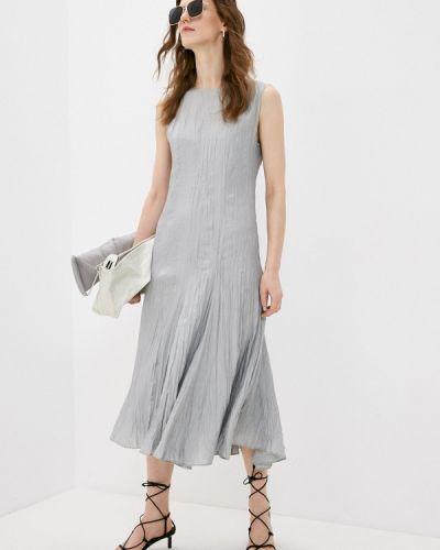 Платье - серое Joseph