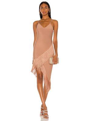 Платье с бахромой Elliatt