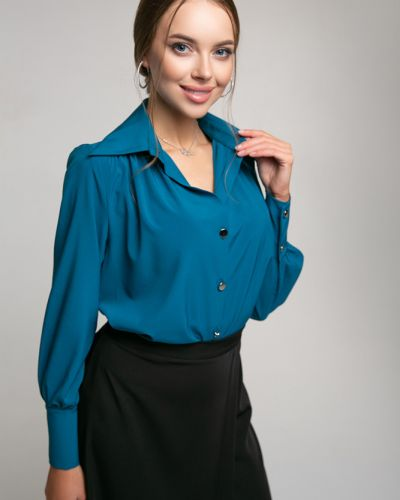 Блузка с бантом Петербургский Швейный Дом