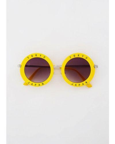 Солнцезащитные очки - желтые Jeepers Peepers