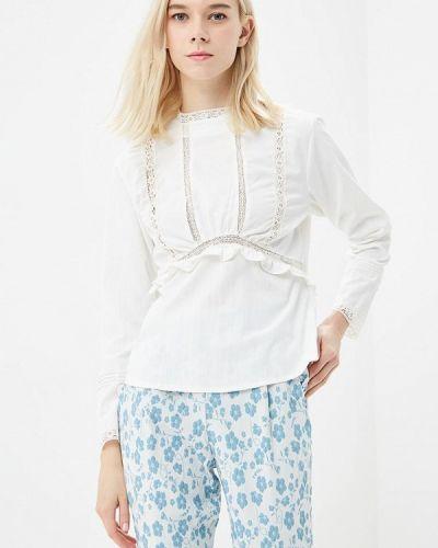 Белая блузка с длинным рукавом Sister Jane