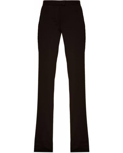 Классические брюки свободные шерстяные Red Valentino