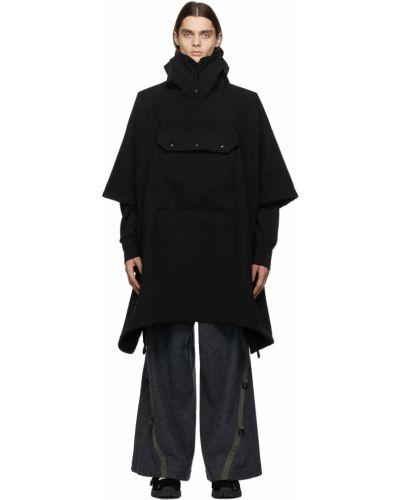 Narzutka bez rękawów - czarna Engineered Garments