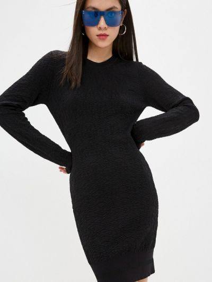 Черное платье Iceberg