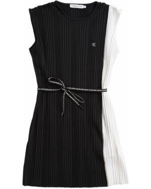 Платье с декольте Calvin Klein Jeans
