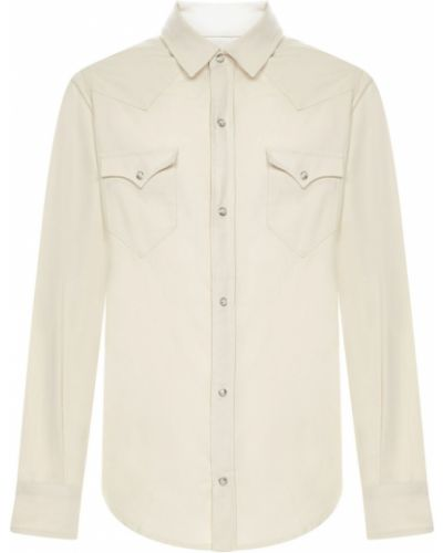 Beżowa koszula Alanui