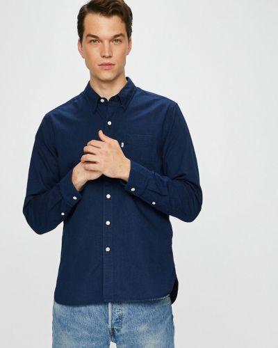 Рубашка с длинным рукавом однотонная хлопковая Levi's®