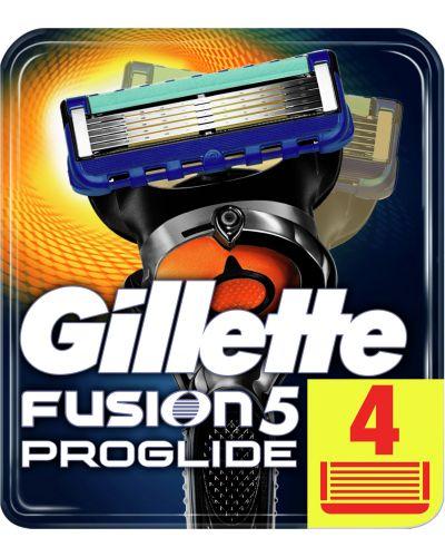 Лезвия и картриджи для бритв Gillette