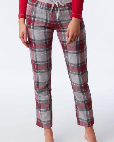 Брюки на резинке пижамные с карманами Etam