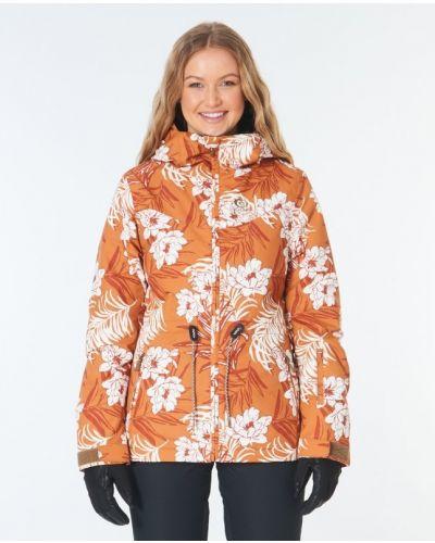 Куртка горнолыжная - оранжевая Rip Curl
