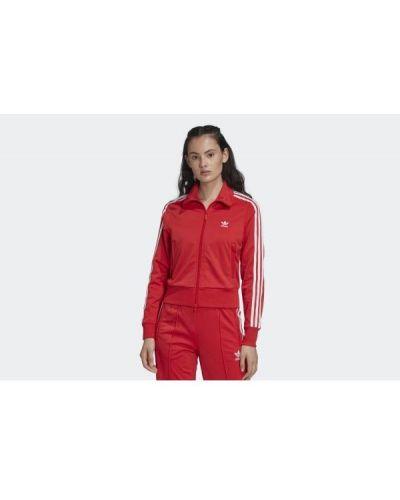 Długa kurtka z długimi rękawami Adidas