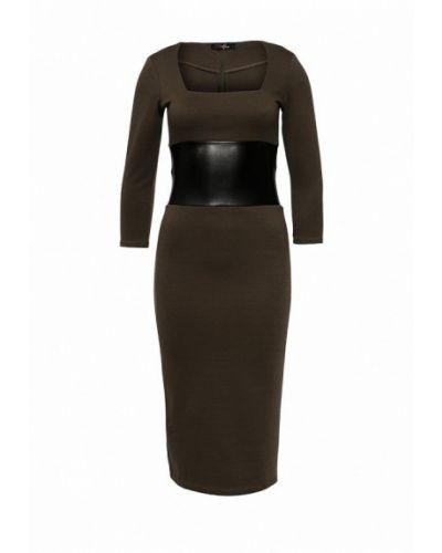 Платье платье-сарафан зеленый Sk-house