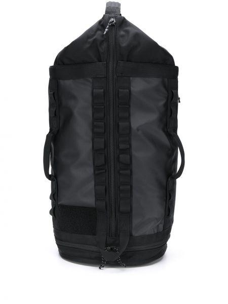 Plecak z nadrukiem czarny The North Face