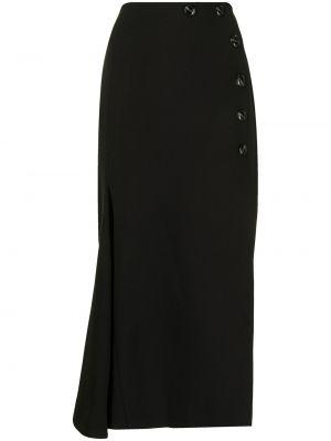 Черная асимметричная юбка Alice Mccall