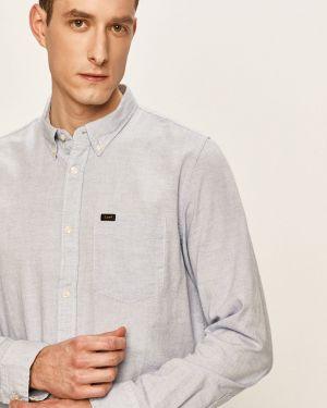 Koszula z kołnierzem na przyciskach Lee