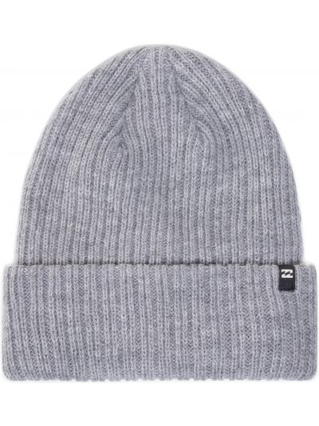 Szara czapka z akrylu Billabong