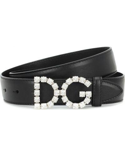 Ремень черный Dolce & Gabbana