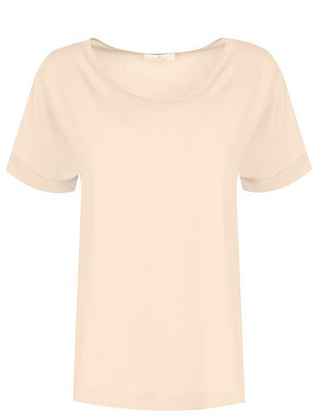 Футбольная свободная футболка со стразами с круглым вырезом Panicale