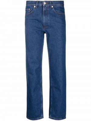 Прямые джинсы классические - синие A.p.c.
