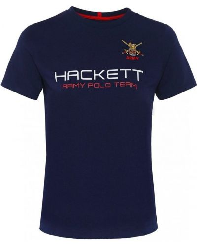 Niebieska koszula Hackett