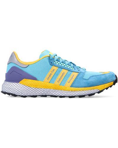 Sneakersy niskie - niebieskie Adidas Originals