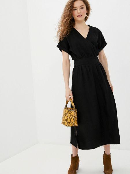Черное платье Mondigo