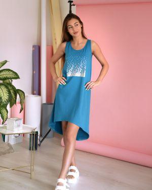 Летнее платье миди Lovitton