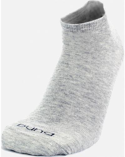 Серые демисезонные носки Duna