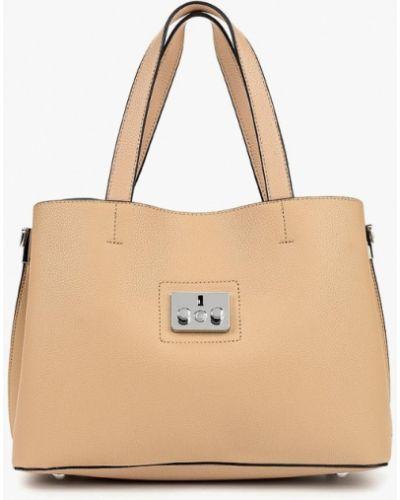 Кожаный сумка с ручками Max & Enjoy