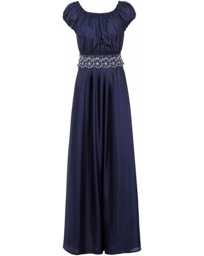 Sukienka długa z jedwabiu I.d. Sarrieri