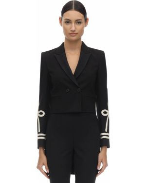Пиджак с вышивкой на пуговицах Amiri