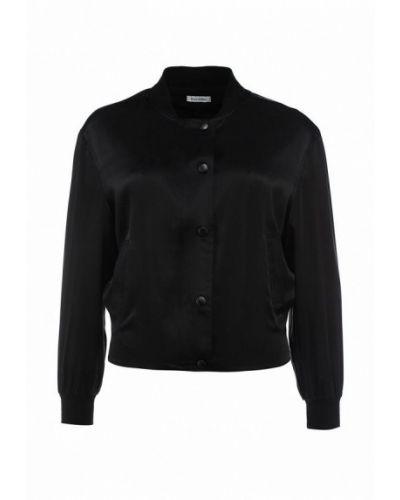 Куртка демисезонная черная Beayukmui