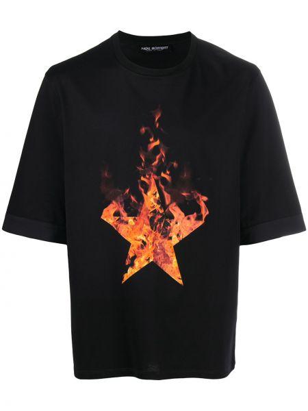 Koszula krótkie z krótkim rękawem z kieszeniami prosto Neil Barrett