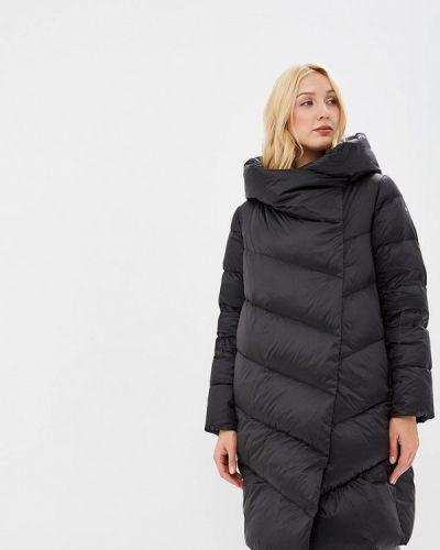 Зимняя куртка черная осенняя Conso Wear