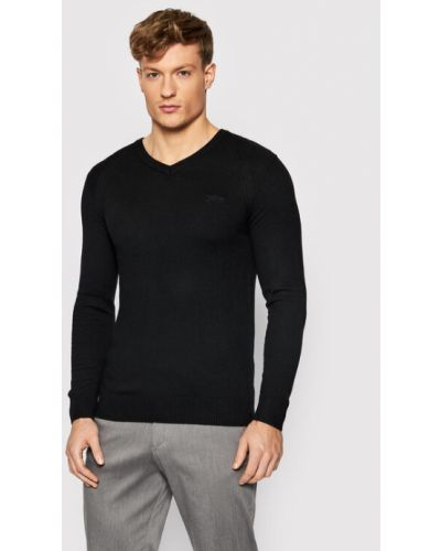 Sweter - czarny Guess
