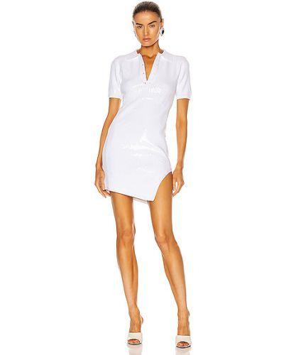 Платье мини - белое David Koma