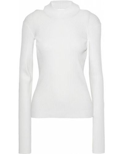 Sweter - biały Helmut Lang