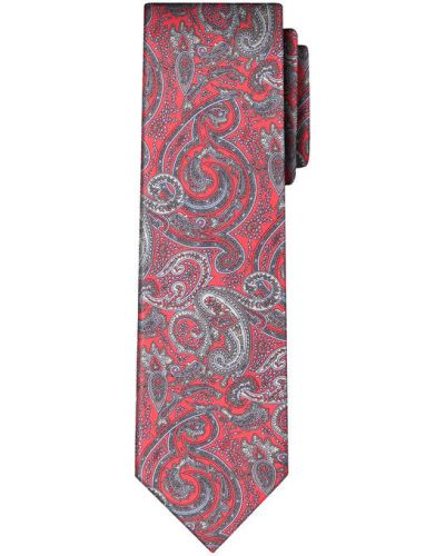 Czerwony krawat Vistula