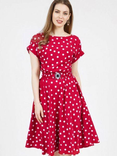 Платье - красное Olivegrey