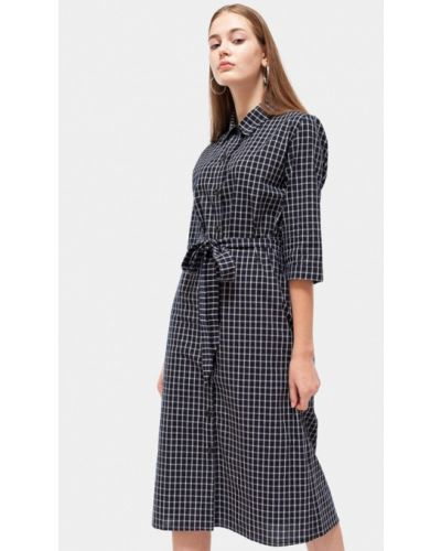 Платье платье-рубашка осеннее Dorogobogato