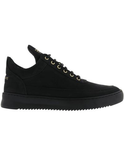 Czarne sneakersy Filling Pieces