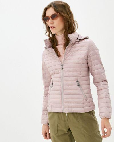 Теплая розовая куртка Z-design